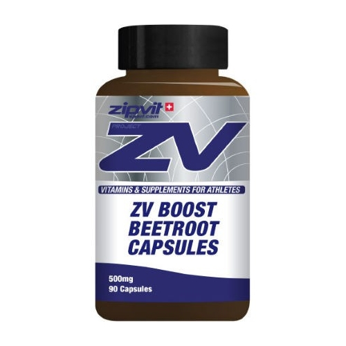 Zipvit Boost Beetroot Capsules