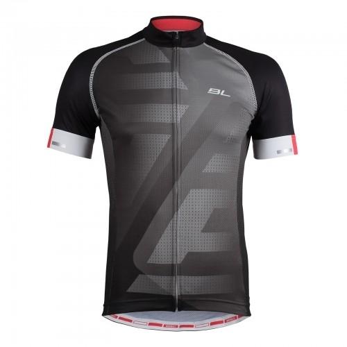 Bicycle Line MORGAN PRO ποδηλατική μπλούζα μαύρη