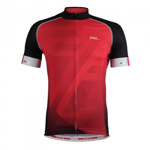 Bicycle Line MORGAN PRO ποδηλατική μπλούζα red