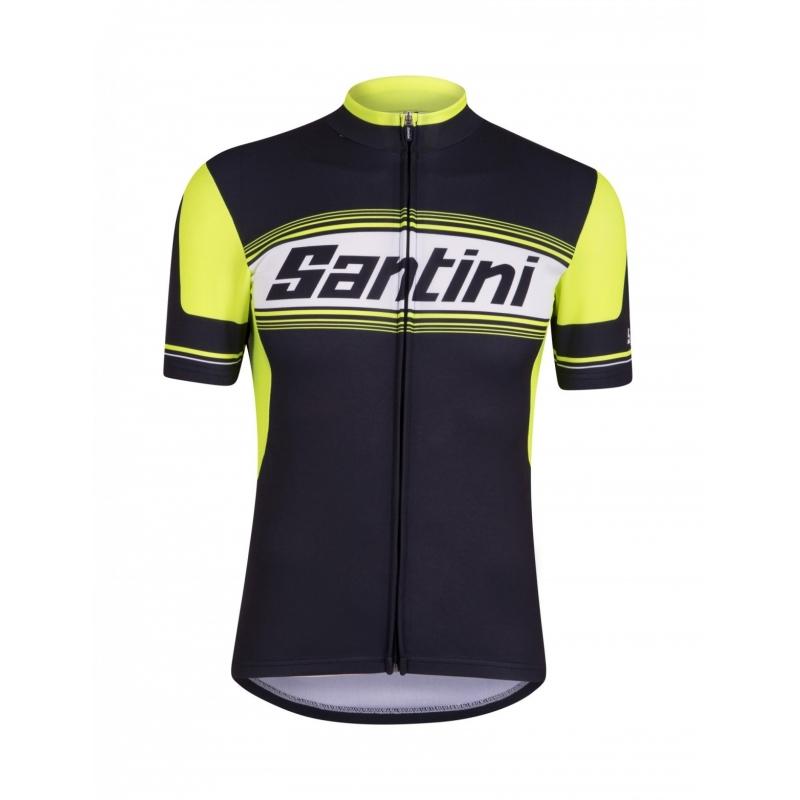 SANTINI TAU Ποδηλατικό μπλουζάκι Dalavikas bikes