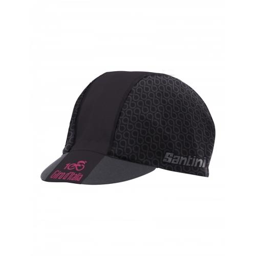 SANTINI MAGLIA NERA cap - ποδηλατικό καπέλο