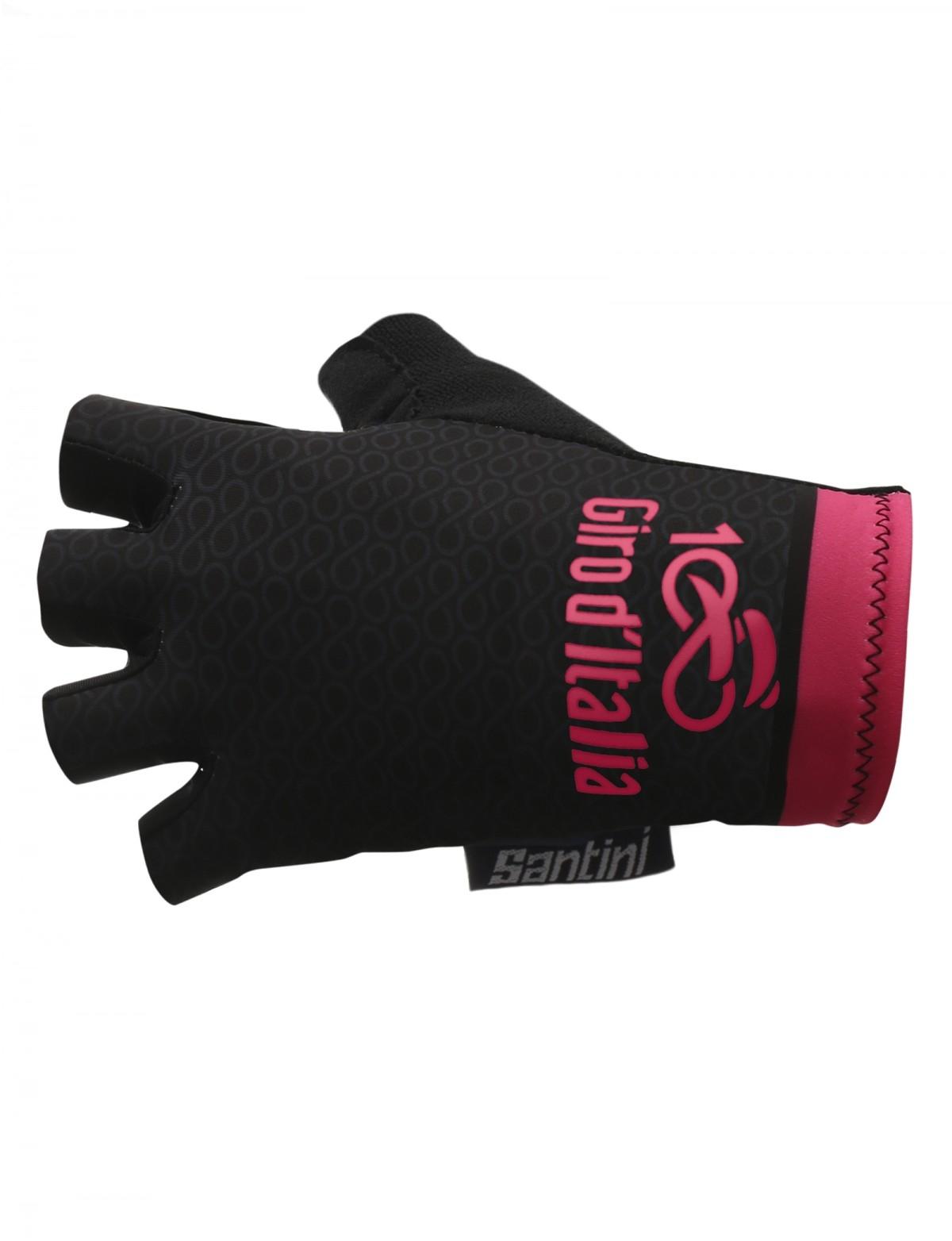 SANTINI MAGLIA NERA - Summer Gloves- ποδηλατικά γάντια - Δαλαβίκας bikes 2ee99c75fb9