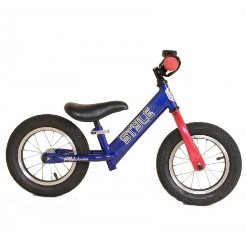 Ποδήλατο Style Ισορροπίας - Push Bike Μπλε-Κόκκινο Δαλαβίκας bikes