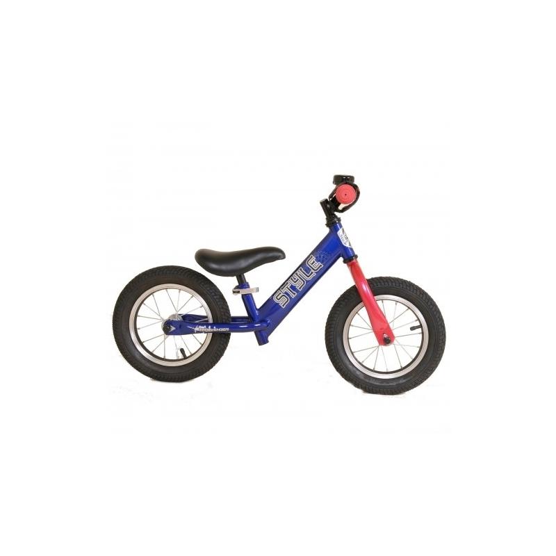 Ποδήλατο Style Ισορροπίας - Push Bike Μπλε-Κόκκινο Dalavikas bikes