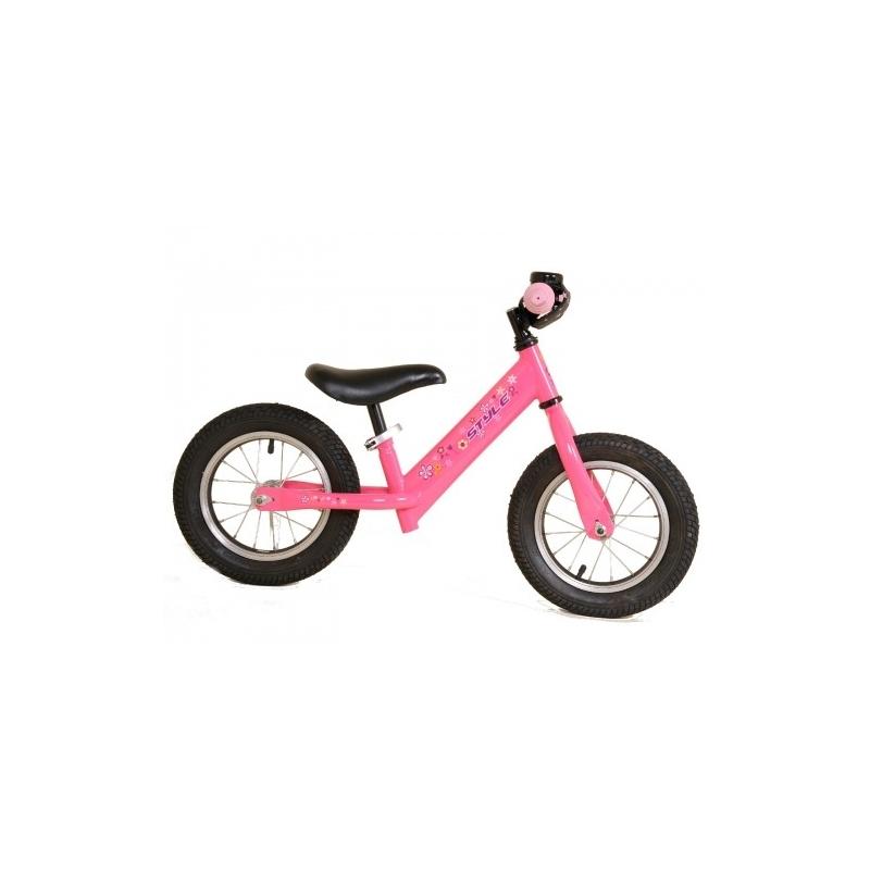 Ποδήλατο Style Ισορροπίας - Push Bike Ροζ Dalavikas bikes
