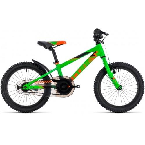 Παιδικό Ποδήλατο Cube Kid 160 Flashgreen 'n' Orange - 2018