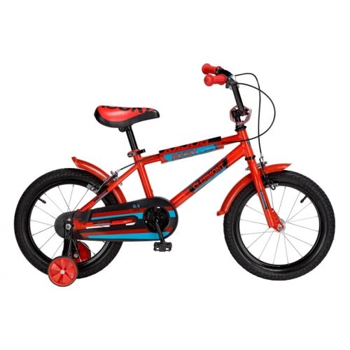 """Παιδικό Ποδήλατο Rocky 16"""" 2018 Clermont"""