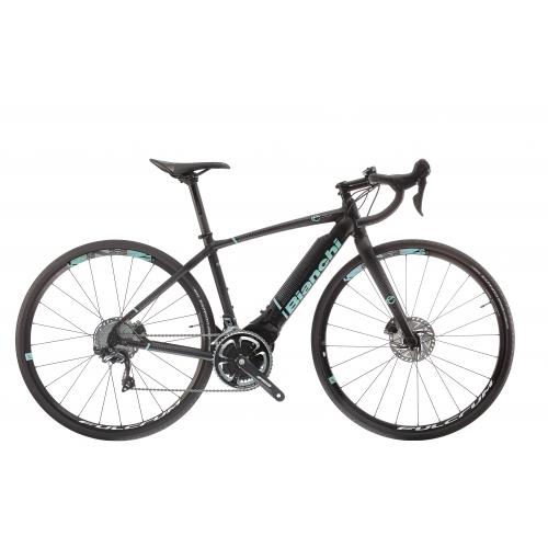 Ηλεκτρικό Ποδήλατο Bianchi IMPULSO E-ROAD Ultegra 11sp Compact Hydr. Disc 2018