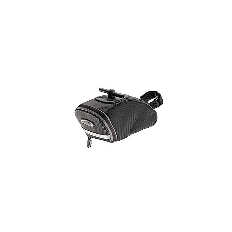 BBB Saddlebag QuickPack Black