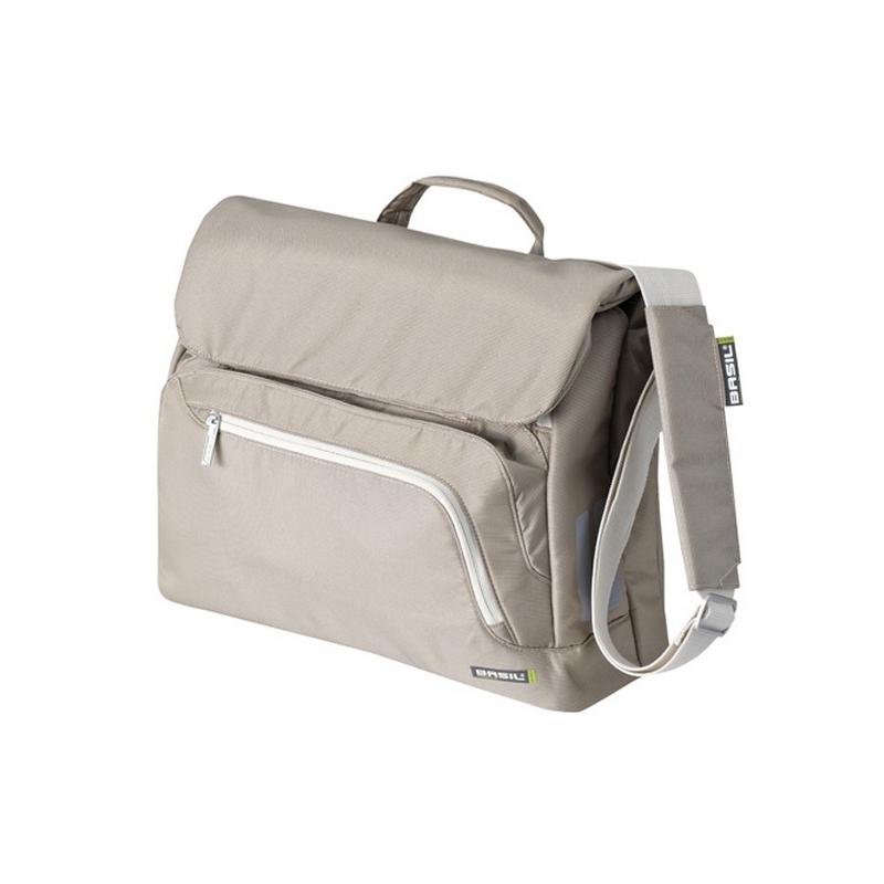 Basil Select Messenger Bag Τσάντα σχάρας Laptop Dalavikas bikes
