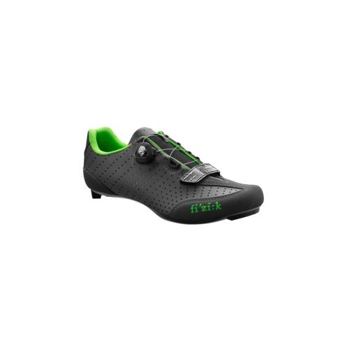 Παπούτσια Fizik R3B Uomo Athracite Fluo Green