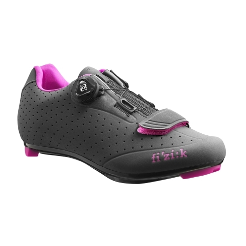 Παπούτσια Fizik R5B Donna Anthracite/Pink
