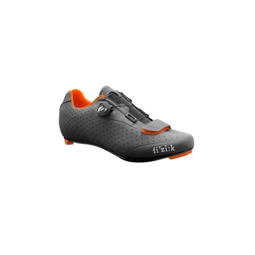 Παπούτσια Fizik R5B Uomo Anthracite-Fluo Orange Δαλαβίκας bikes