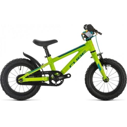 Παιδικό Ποδήλατο Cube Cubie 120 Green- Blue - 2019