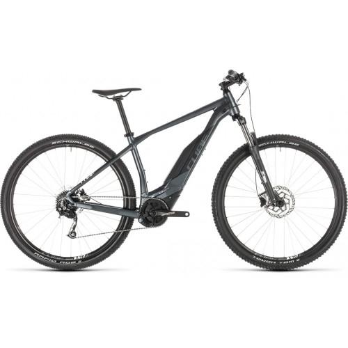 Ηλεκτρικό Ποδήλατο Cube Acid Hybrid ONE 400 grey-White - 2019