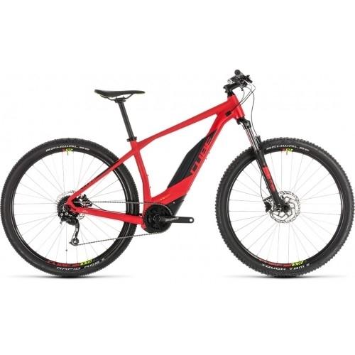 Ηλεκτρικό Ποδήλατο Cube Acid Hybrid ONE 400 Red-Green - 2019
