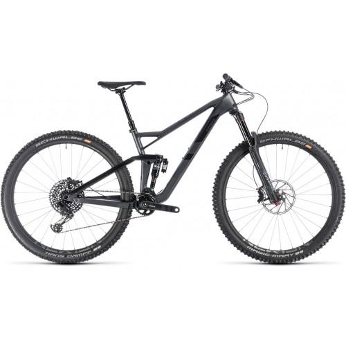 """Ποδήλατο Downhill Cube Stereo 150 C:62 SL 29"""" Iridium-Black - 2019 Δαλαβίκας bikes"""