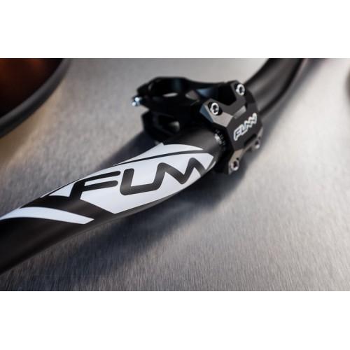Τιμόνι Funn BLACKACE 31.8MM Rise 7mm x 785mm x 5° Back x 2° Up - Carbon