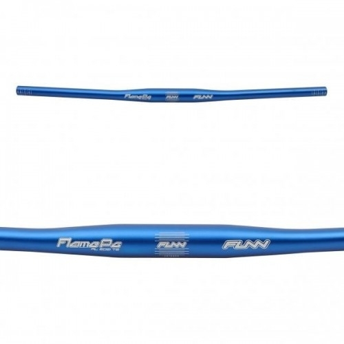 Τιμόνι Funn FLAME PG 31.8MM Rise 0mm x 710mm x 9° Back - Blue
