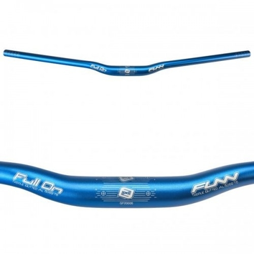 Τιμόνι Funn FULL ON 31.8MM Rise 15mm x 785mm x 8° Back x 5,5° Up - Blast Blue