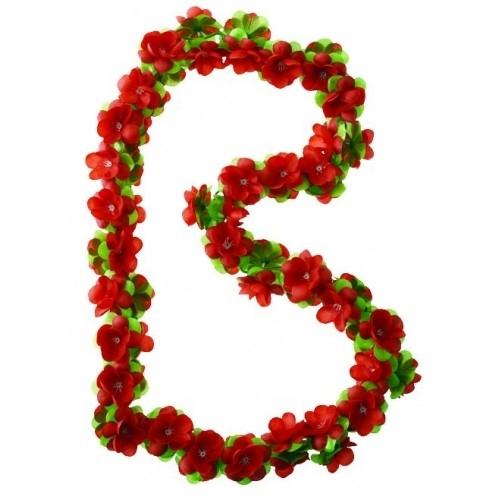 Λουλούδια σε σειρά χρώμα: Κόκκινο 50184