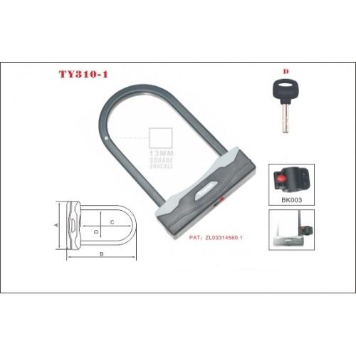 Κλειδαριά ποδηλάτου - TONYON . Model: TY310.