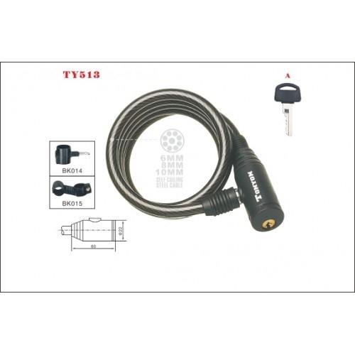 Κλειδαριά ποδηλάτου - TONYON . Model: TY513.