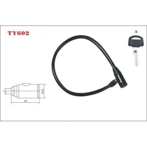 Κλειδαριά ποδηλάτου - TONYON. Model: TY602