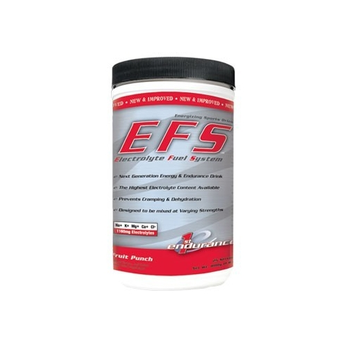 First Endurance EFS ELECTROLYTE POWDER