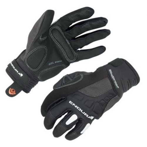 Endura Dexter Glove Black Δαλαβίκας bikes