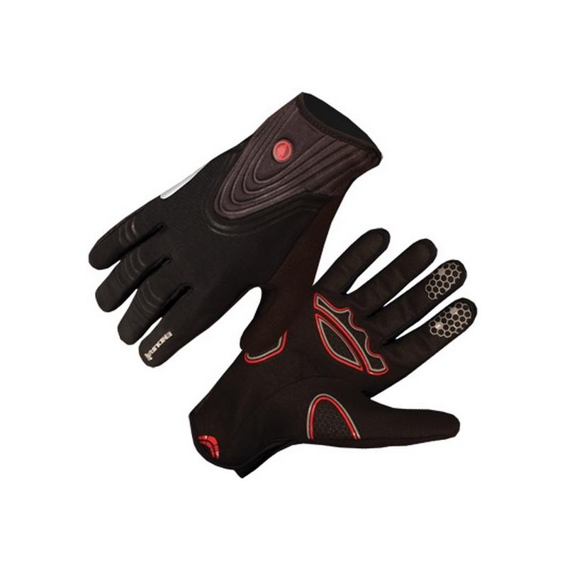 Endura Windclill Glove Black - Δαλαβίκας bikes 74603833ac3