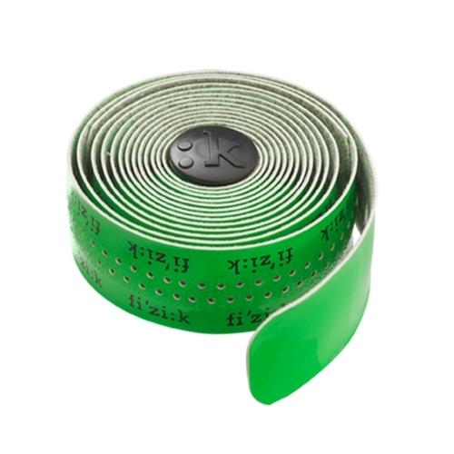 Ταινία τιμονιού Fizik Superlight Classic Touch - Fluo Green with logos