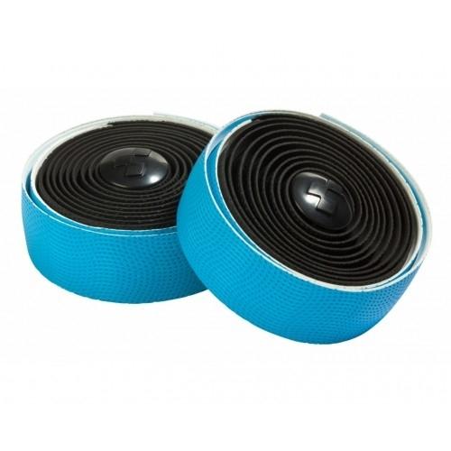 Ταινία τιμονιού δίχρωμη Cube Bar Tape Black 'n' Blue - 11863 Δαλαβίκας bikes