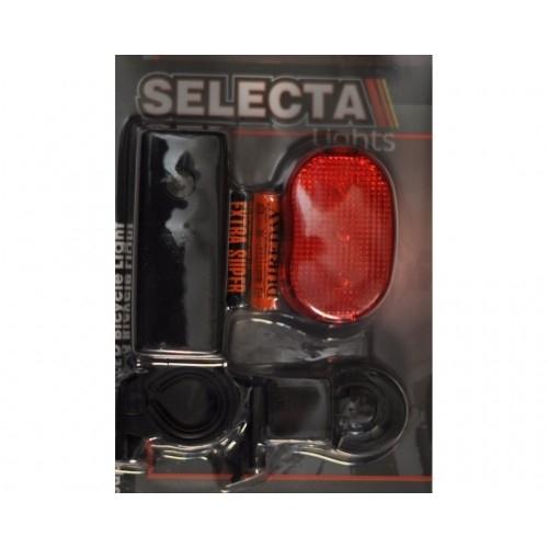 Σετ Φανάρια Selecta - 3 led Τρίγωνο