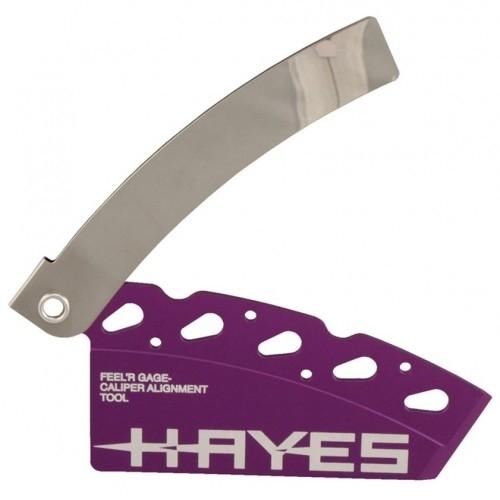 Εργαλείο Hayes Ρύθμισης του κενού ανάμεσα στα τακάκια (Hayes Pad Alignment Tool)