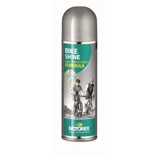 Bike Shine Γυαλιστικό σκελετού Motorex Spray 500ml
