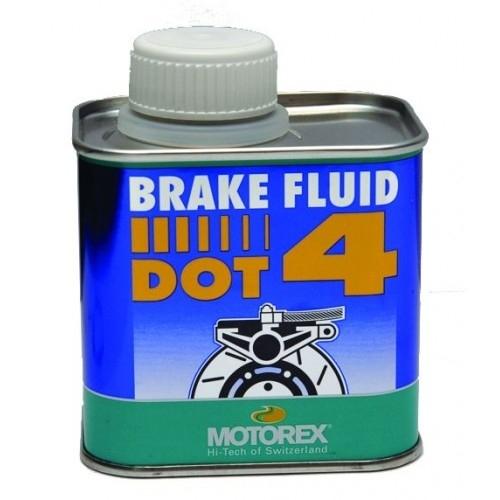 DOT 4 Motorex Υγρό υδραυλικών δισκοφρένων 250 ml
