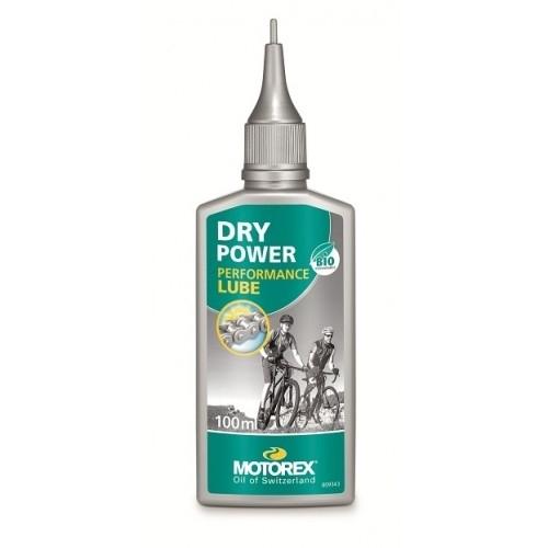 Dry Power 100ml Λιπαντικό αλυσίδας Motorex