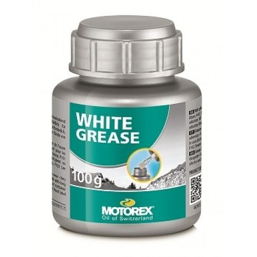 White Grease Motorex Γράσσο Lithium 100gr Δαλαβίκας bikes