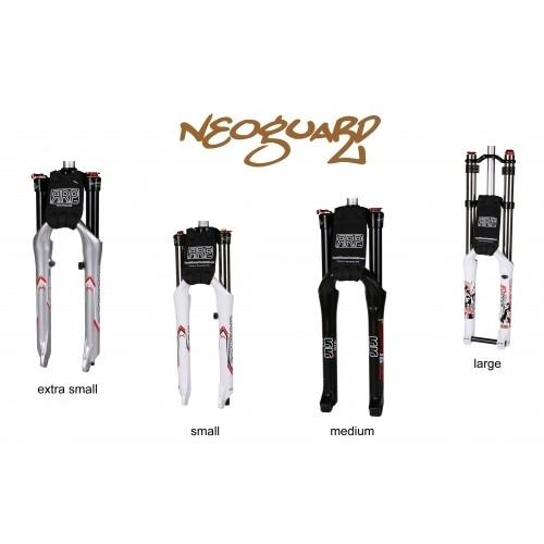 RRP Neoguard - Προστατευτικό λάσπης για αμορτισέρ Δαλαβίκας bikes