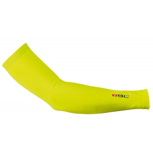 Arm warmers Bicycle Line SPRING- Yellow Δαλαβίκας bikes