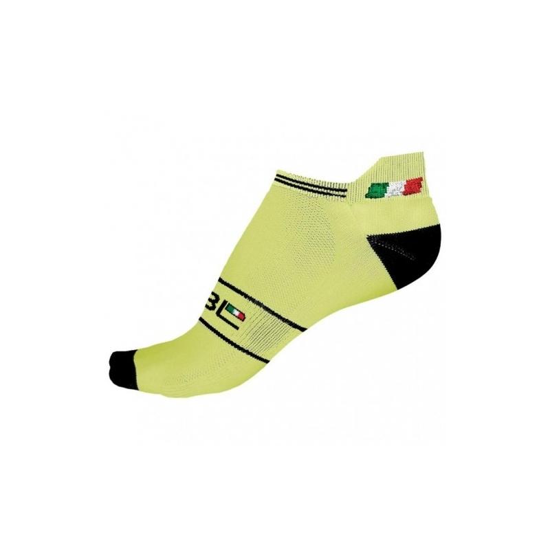 KASPER. Bicycle Line κάλτσες κίτρινες Dalavikas bikes