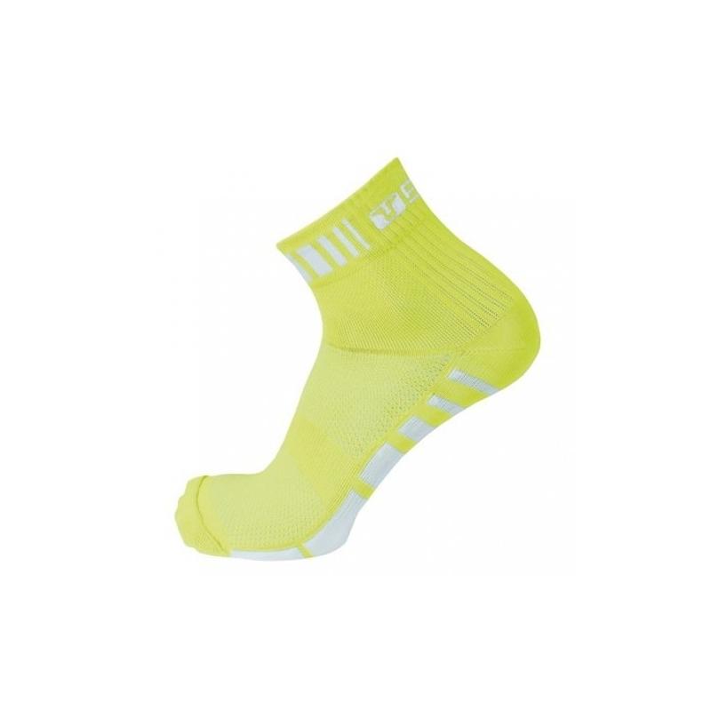 LASER.Bicycle Line κάλτσες κίτρινες Dalavikas bikes