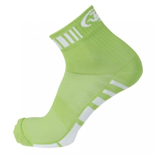 LASER.Bicycle Line κάλτσες πράσινες.
