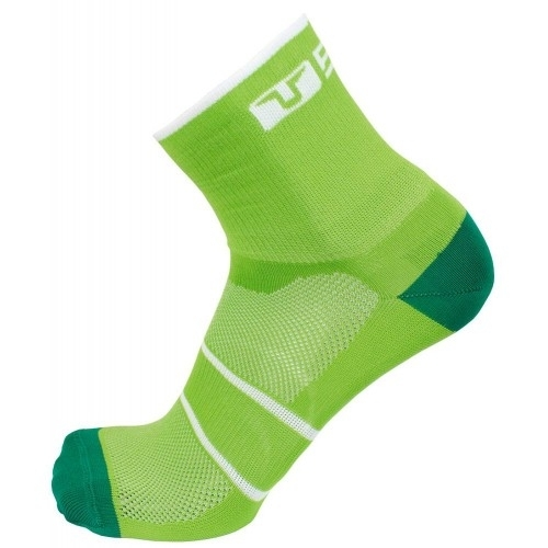 TOUR_F . Bicycle Line κάλτσες πράσινες.