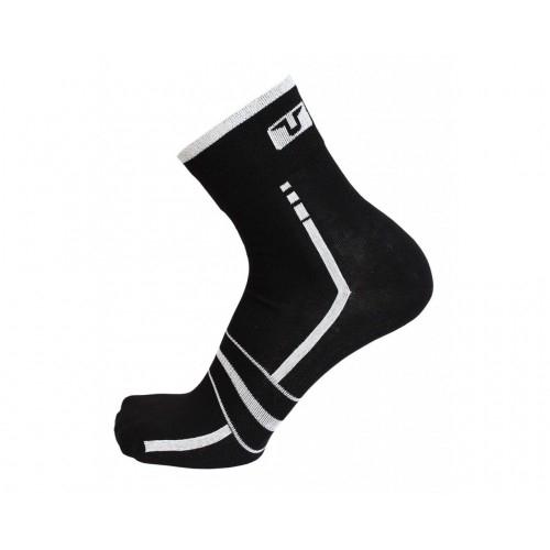 Χειμερινές κάλτσες Bicycle Line FALCO - Μαύρες Δαλαβίκας bikes