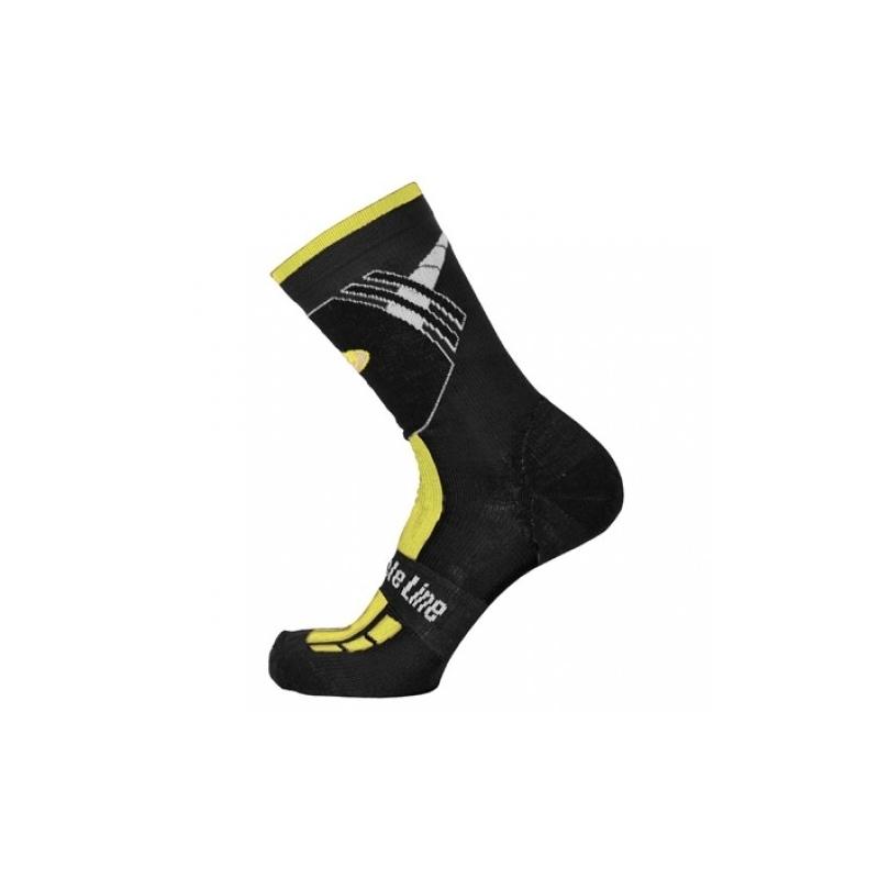 Χειμερινές κάλτσες Bicycle Line Shaun Κίτρινες Dalavikas bikes