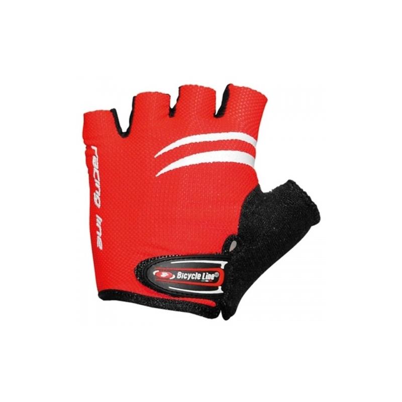RACING. Bicycle Line παιδικά γάντια - Κόκκινο - Δαλαβίκας bikes de36b9e3887