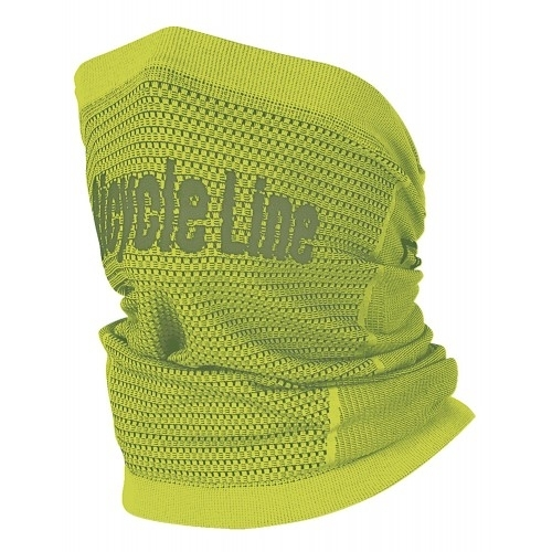 Neck warmer Bicycle Line MILANO - Yellow