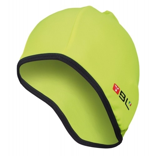 Under helmet VALE Bicycle Line - Yellow